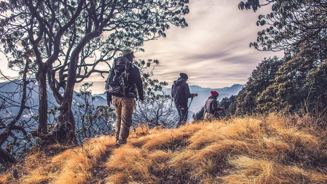 10 Benefits Of Hiking With Your Friends