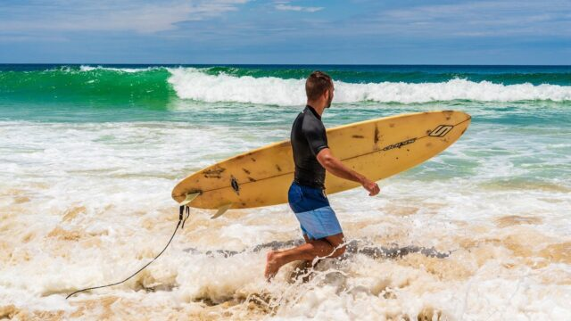 6 Things You Should Know About Surfing Before Heading Out In The Ocean