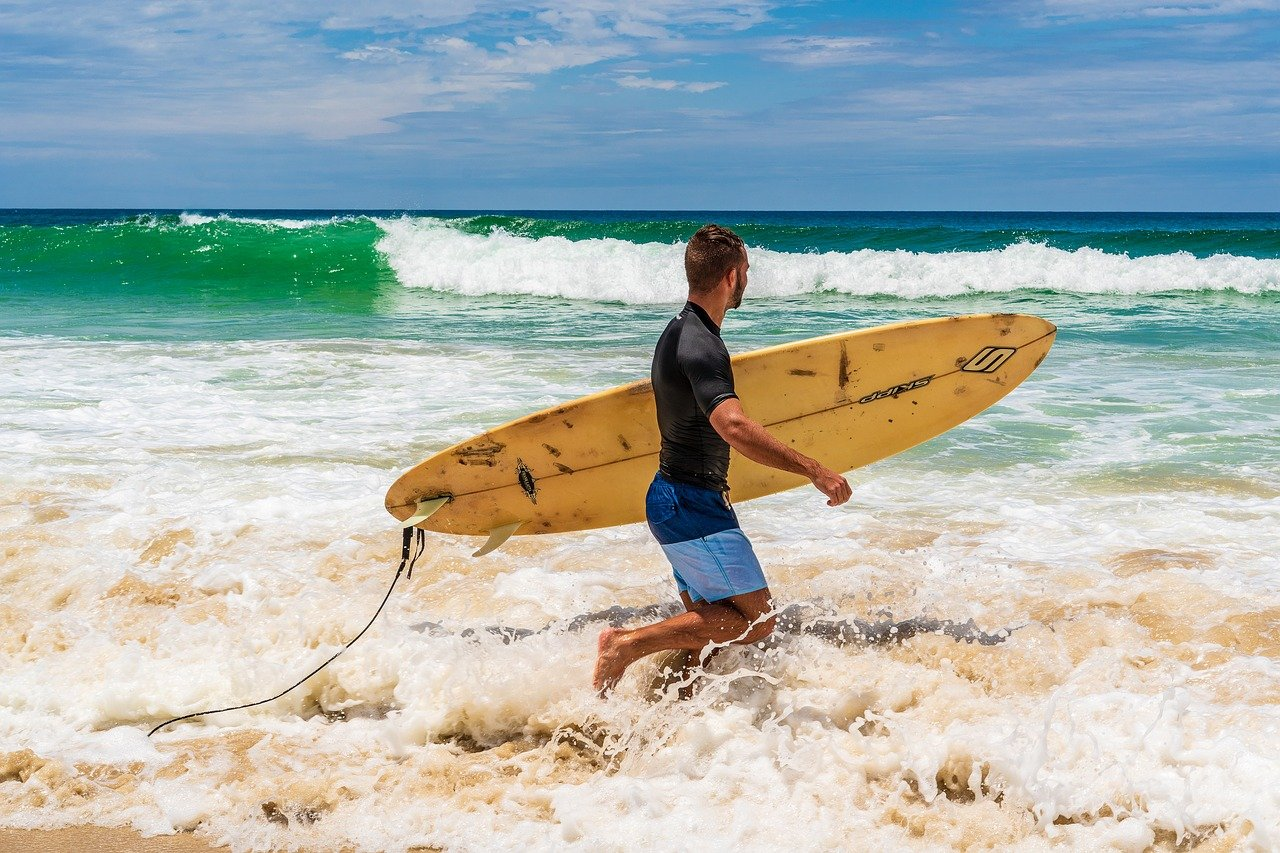 Things You Should Know About Surfing Before Heading Out In The Ocean